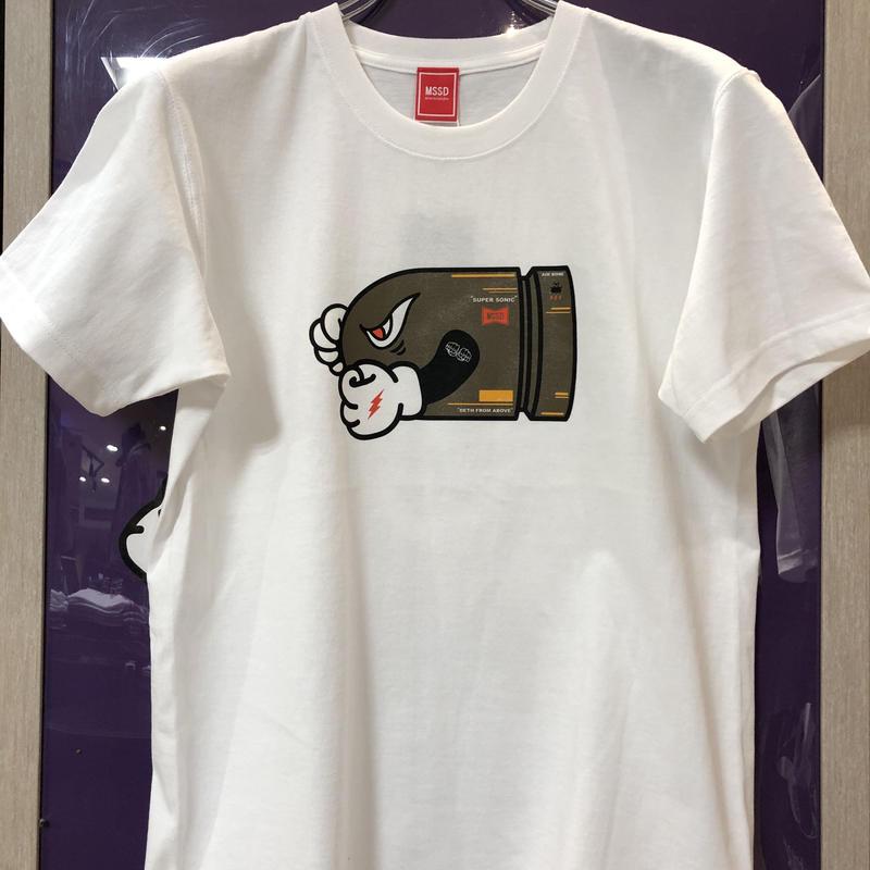 ミサイルくんTシャツ