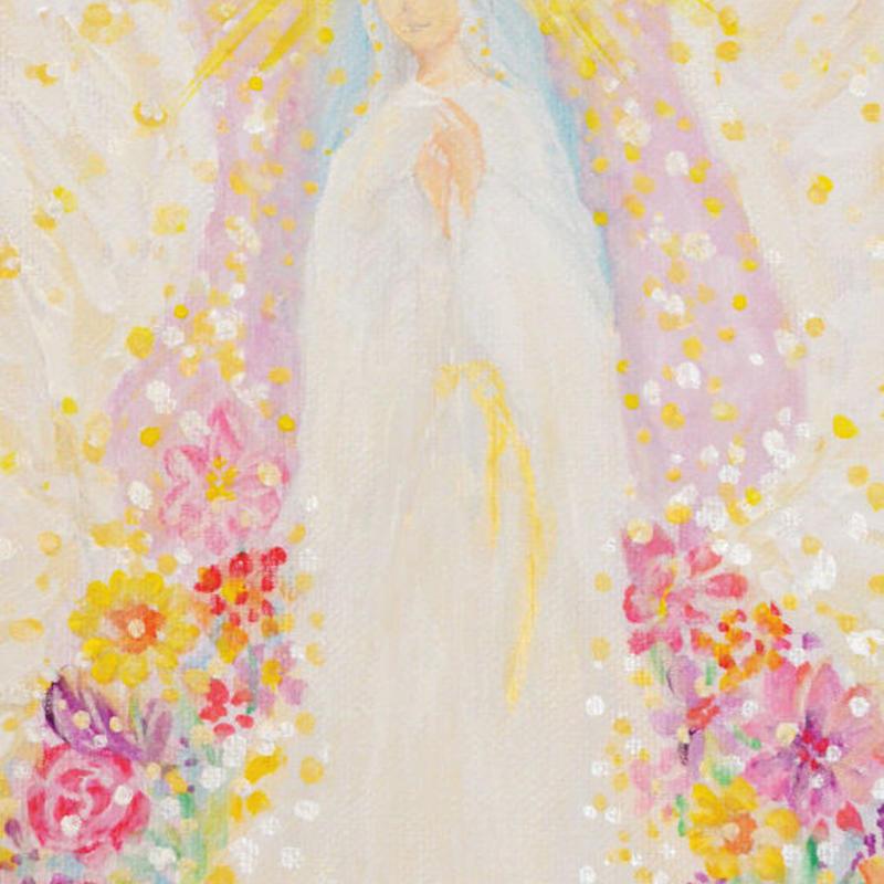 Virgin Mary Postcard /聖母マリアポストカード -祈る聖母マリア-