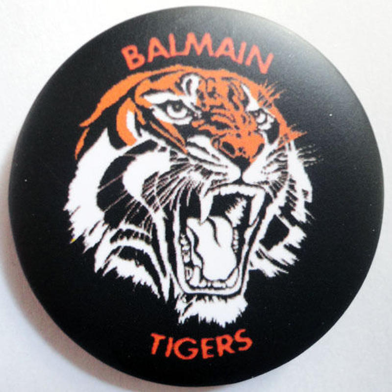 BALMAIN TIGERS 缶バッチ