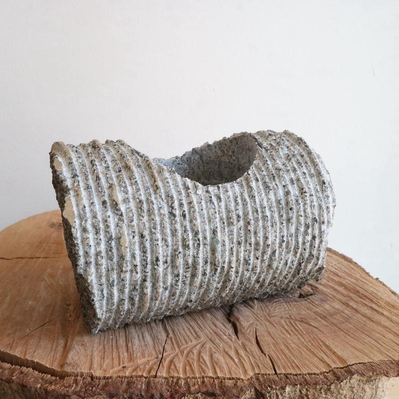 ノム爺の石鉢     no.009 φ13cm