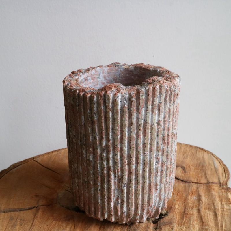 ノム爺の石鉢     no.014 φ9cm