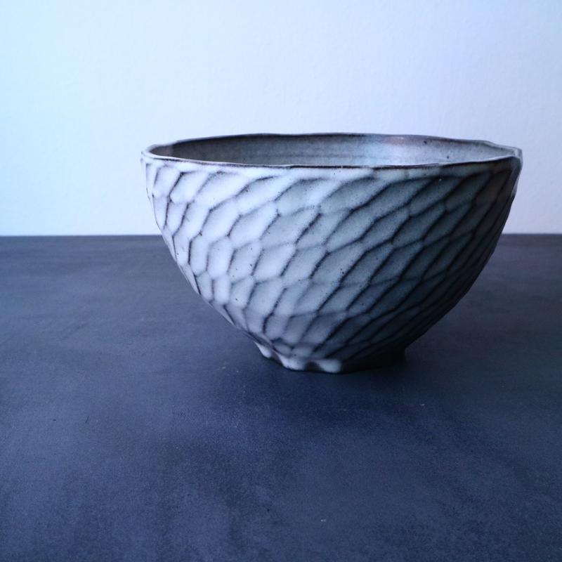 NEOSHIHO器  ハチノス 茶碗L no.006