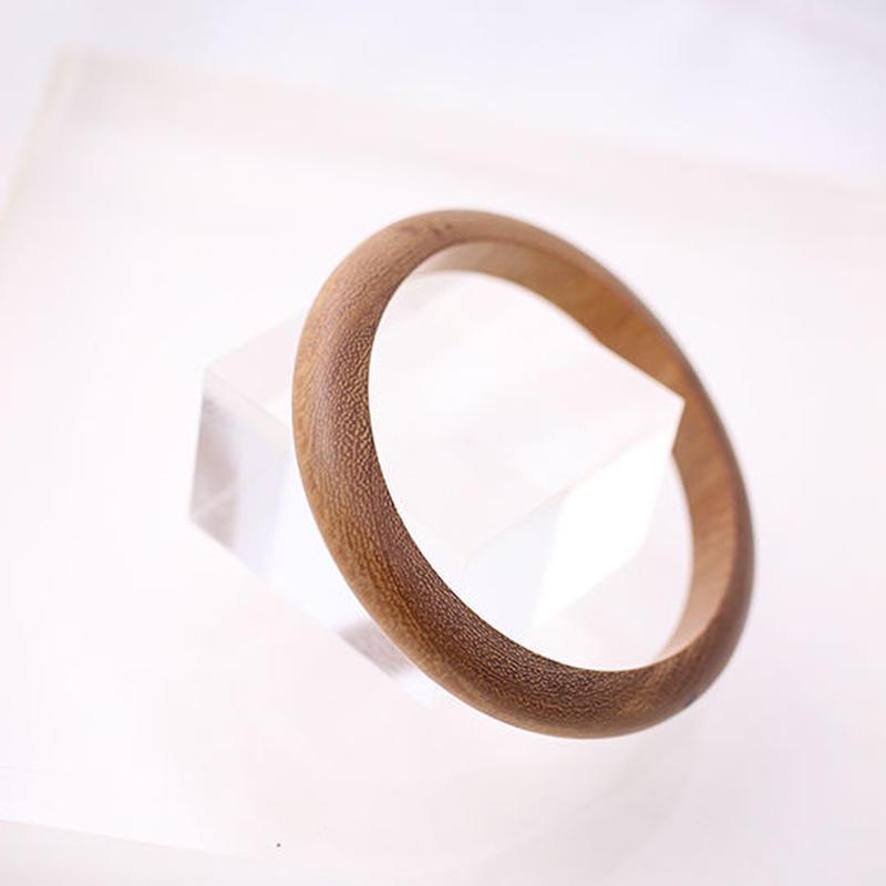 wood bangle