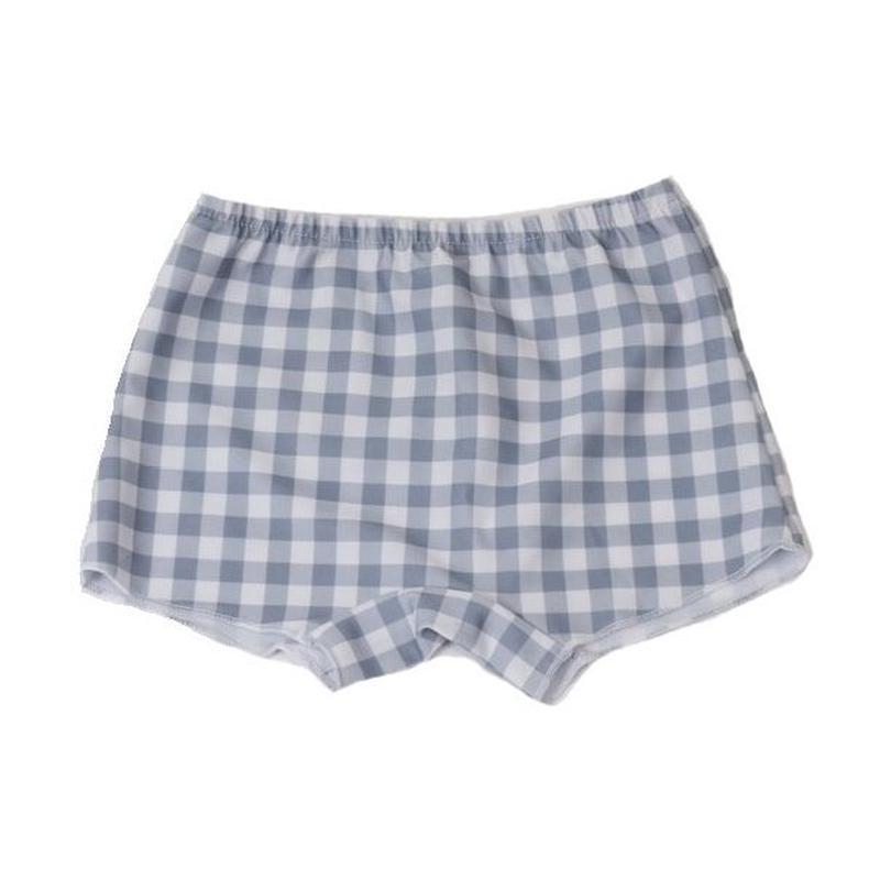 half pants/Gray