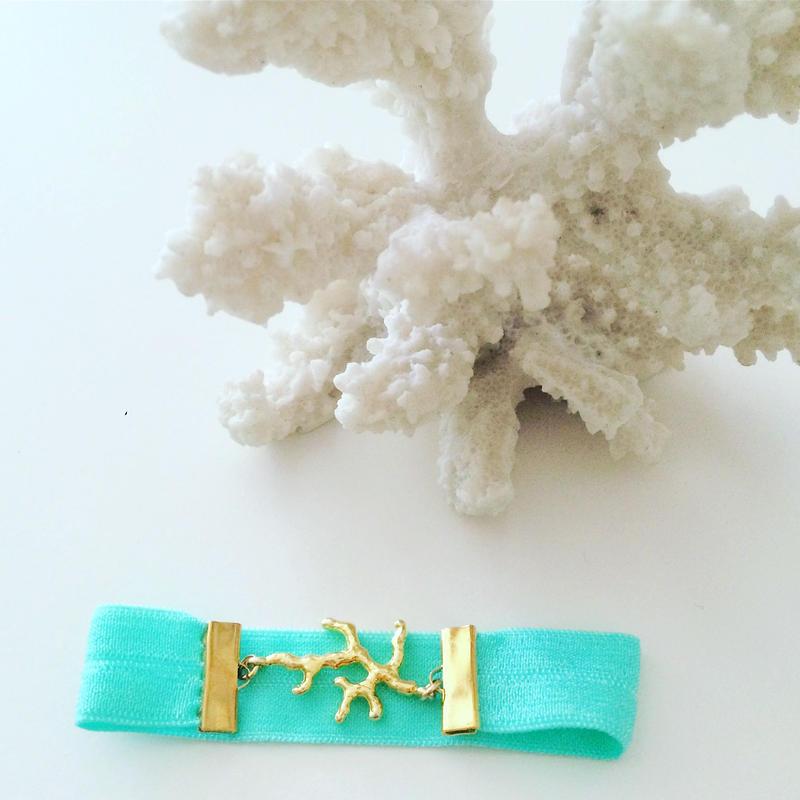 coral  bracelet...❤︎