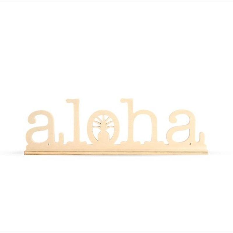 aloha(wood)