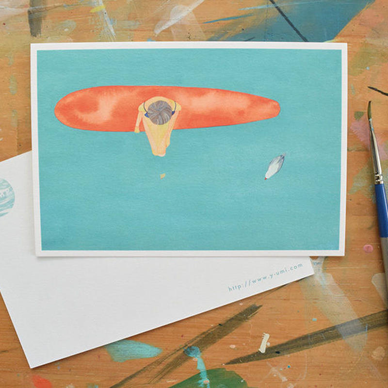 "post card "" seagull"""