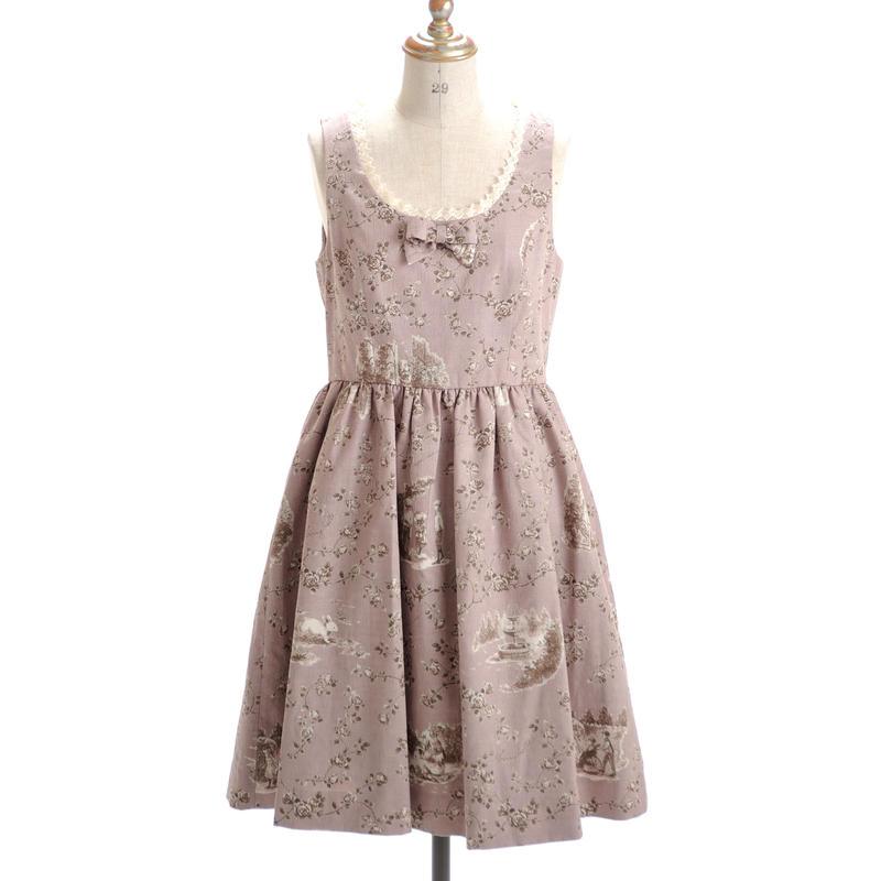 シークレットガーデンドレス-アフタヌーンティ