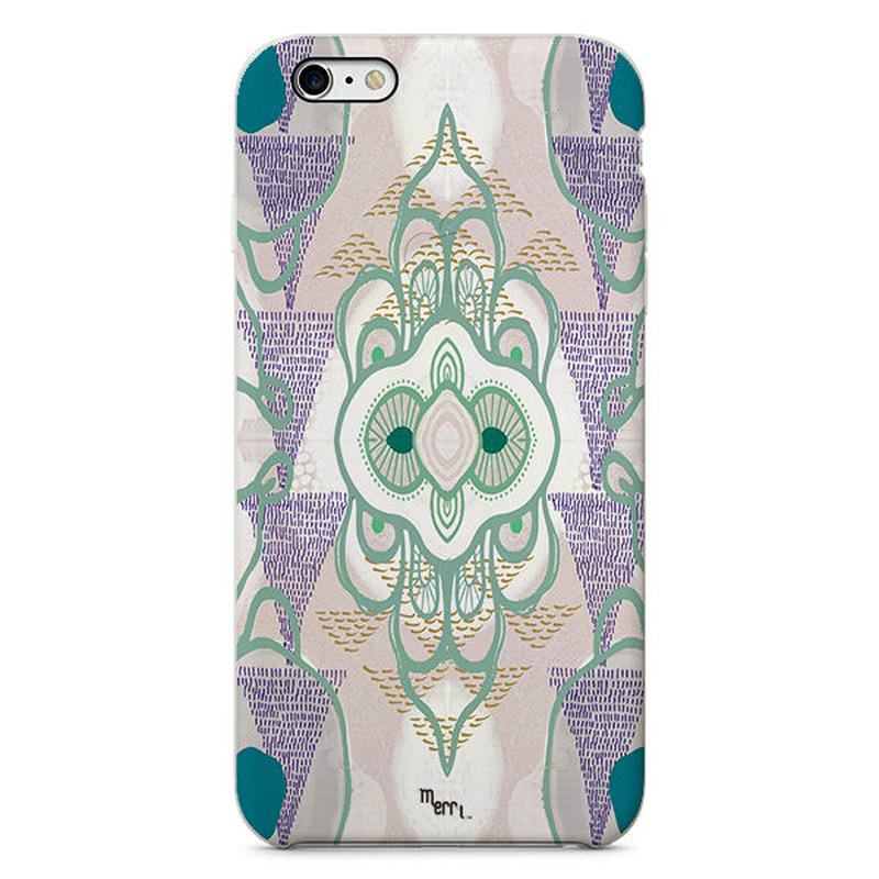 """Abstract Owl"" フクロウ iPhone 6/6s/5/5s/6plus/6s plus Cover [ soft / hard ]"