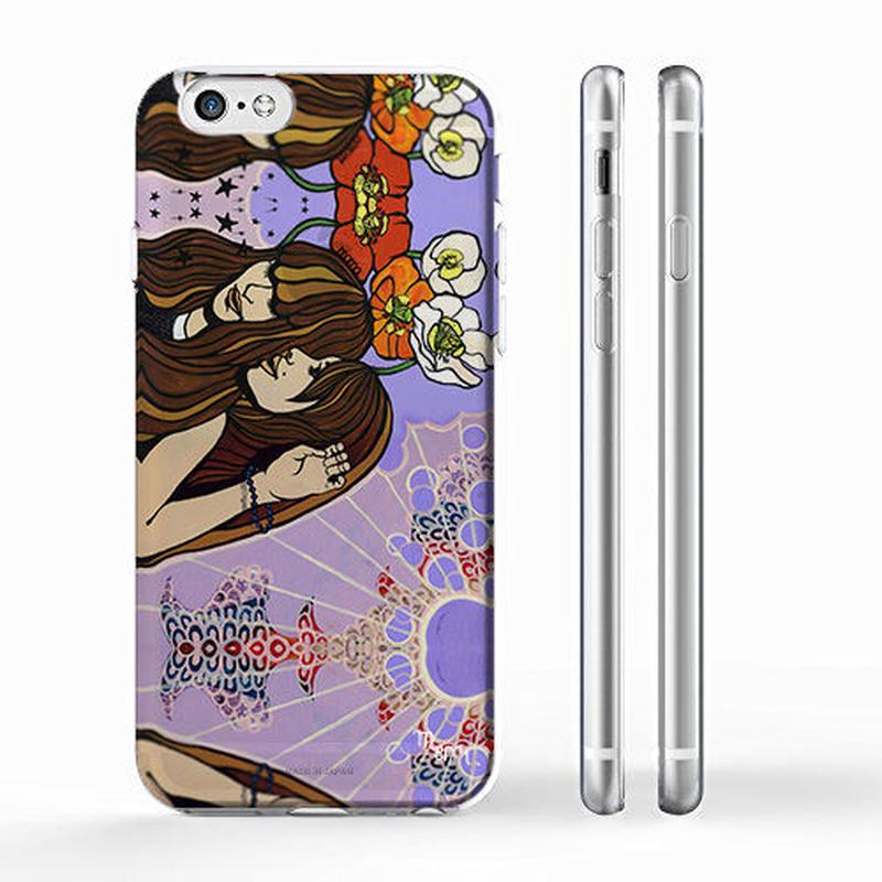 """Birthday"" girls  iPhone 6/6s/5/5s/6plus/6s plus Cover [ soft / hard ]"