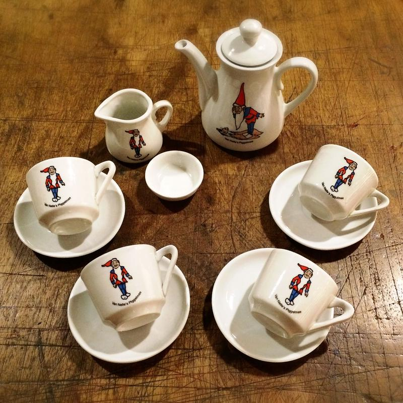 Nursery Tea Set