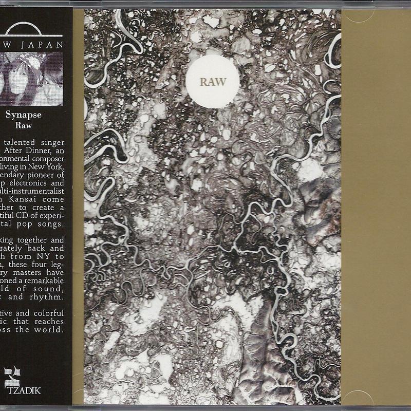 Synapse - Raw (CD/Album/2005)