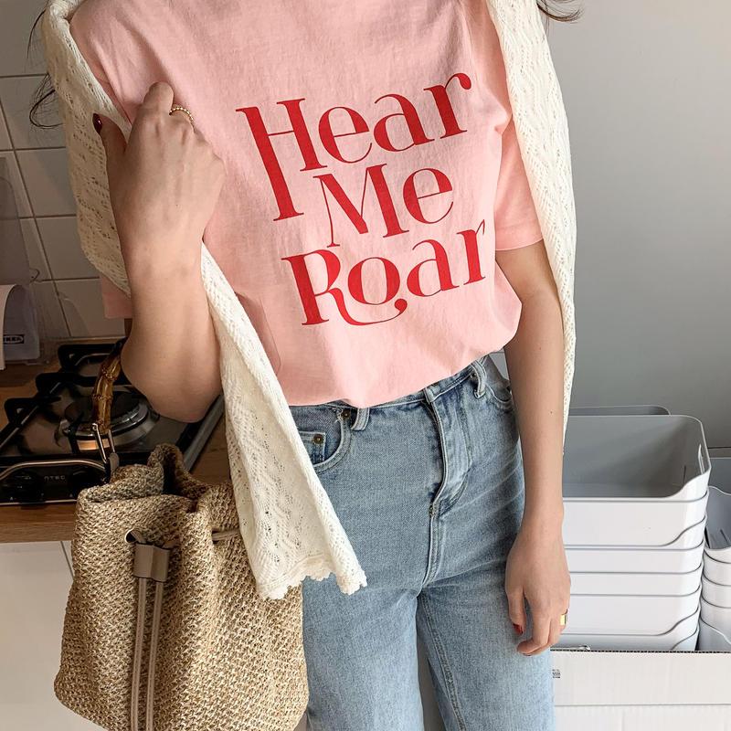 Hear Me Roar T