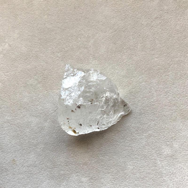 山梨乙女鉱山氷水晶