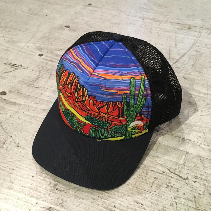 NORTHWEST TRUCKER CAP 『SW Desert』