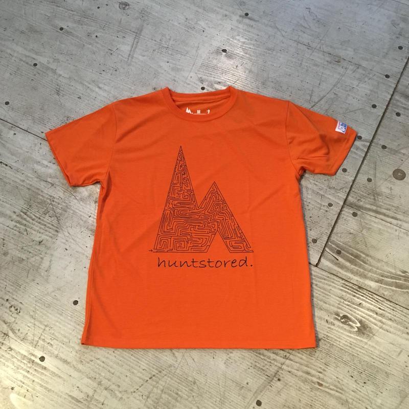 hunt stored 『MAZE』(オレンジ)
