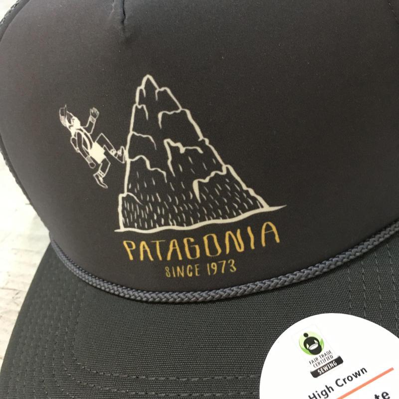 patagonia『フーフィン・イット・インターステート・ハット』(Forge Grey)