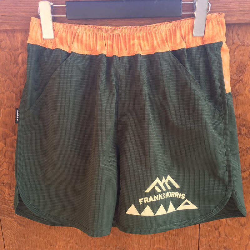 MMA『MMA×FRANK&MORRIS Run Pants』