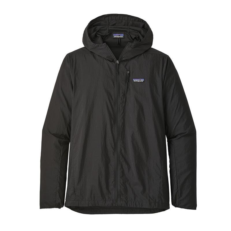 patagonia 『フーディニ ジャケット』(Black)