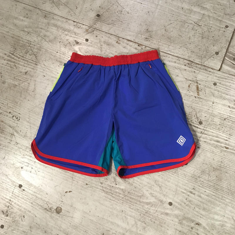 ELDORESO『Urban Running Pants』(Blue)