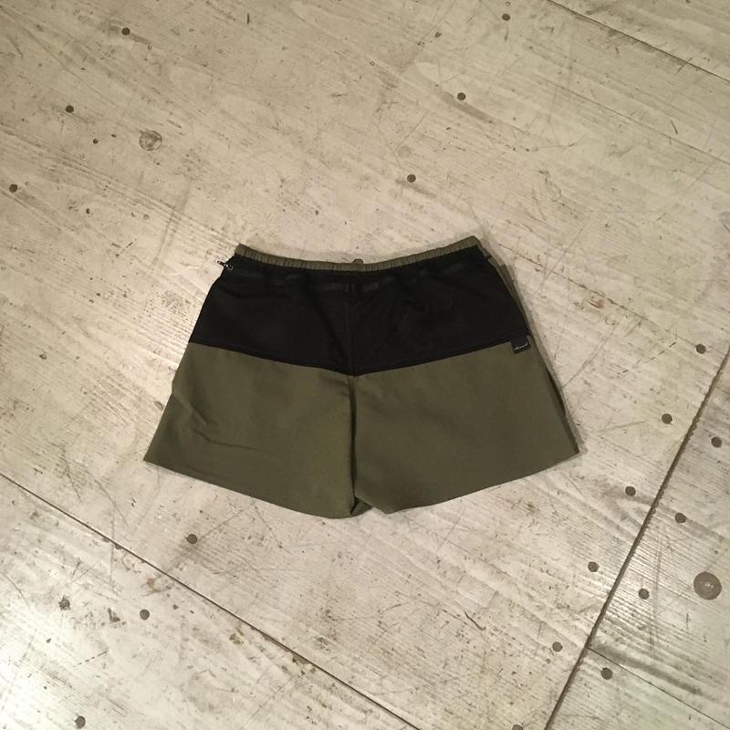 ANSWER4 『 3Inch Short Pants』(Moss Green)