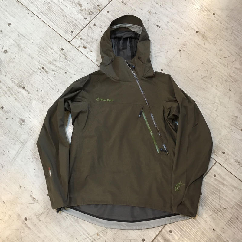TetonBros.『Tsurugi Lite Jacket KB』(Brown)