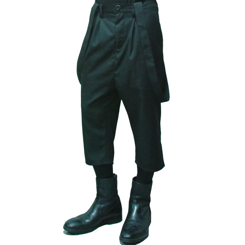 Sarrouel Suspender pants
