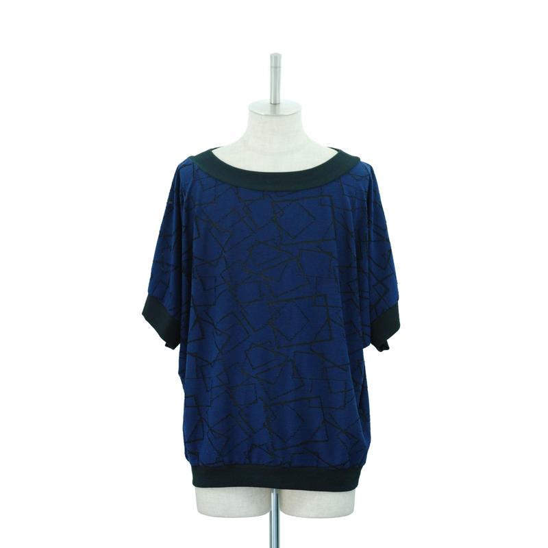 Dolman Short Pullover