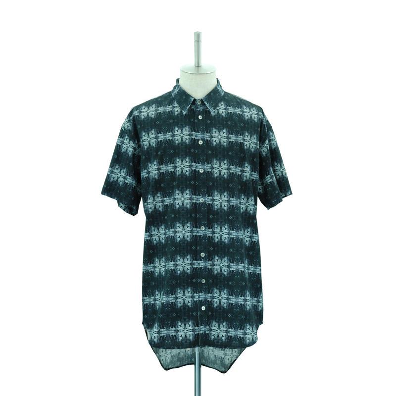 【Last1】Print SS Big Shirt