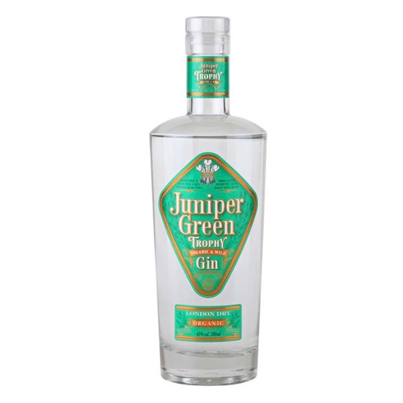 OGRANIC JUNIPER GREEN TROPHY GIN | オーガニックジュニパーグリーンジン