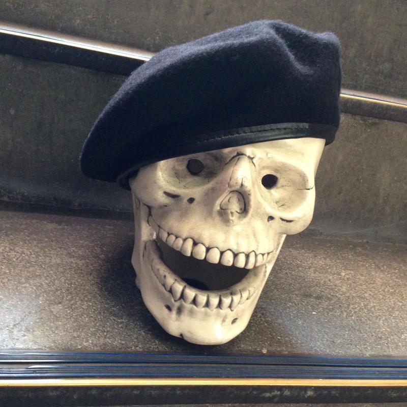 米軍ベレー帽 デッドストック