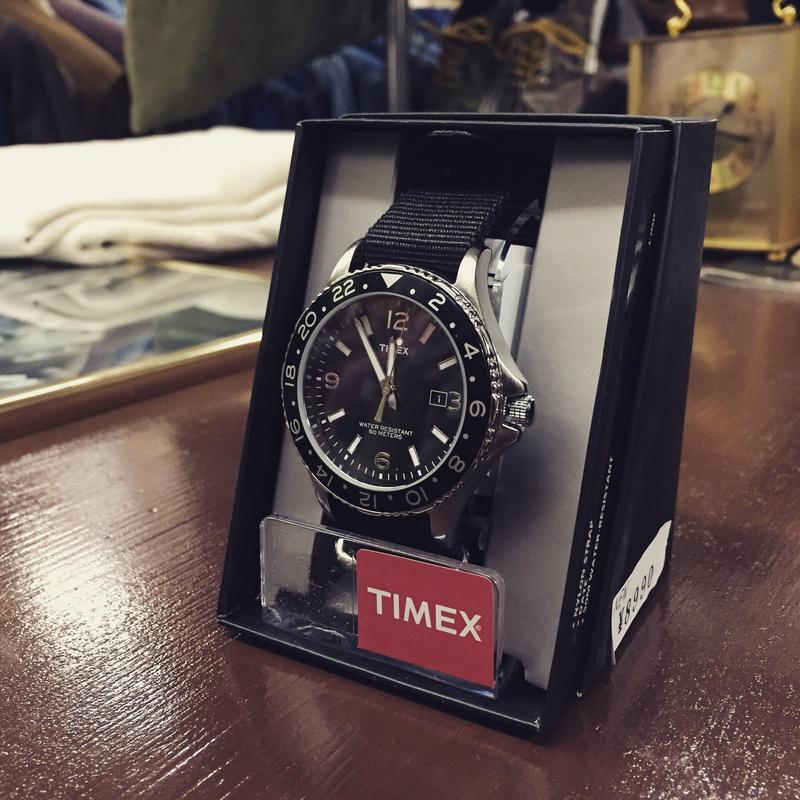 NEW TIMEX 腕時計