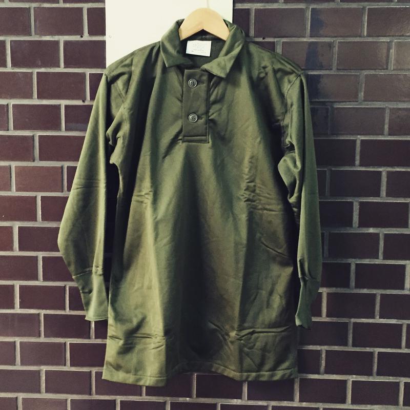 1983 U.S.ARMY DEADSTOCK スリーピングシャツ X-SMALL