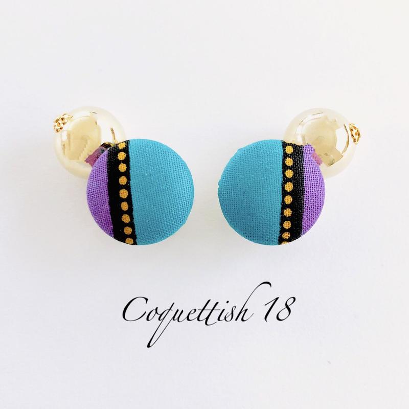 Coquettish 18  /  003