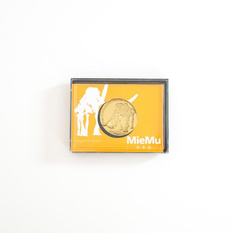 【限定】MieMu 記念メダル