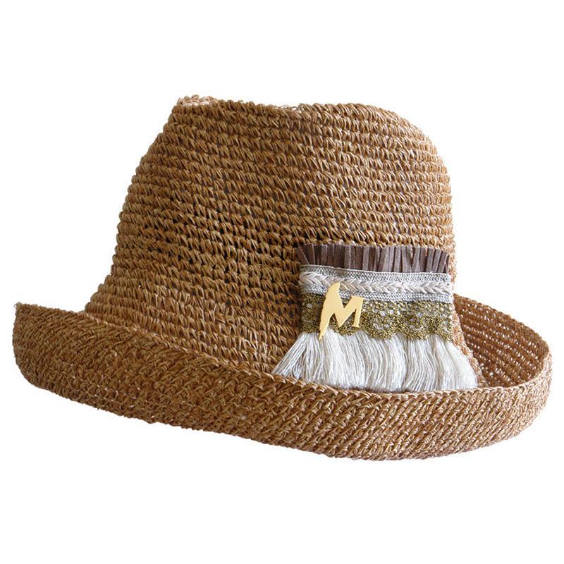 "MIFUNE HAT ""BOLIVAR"""