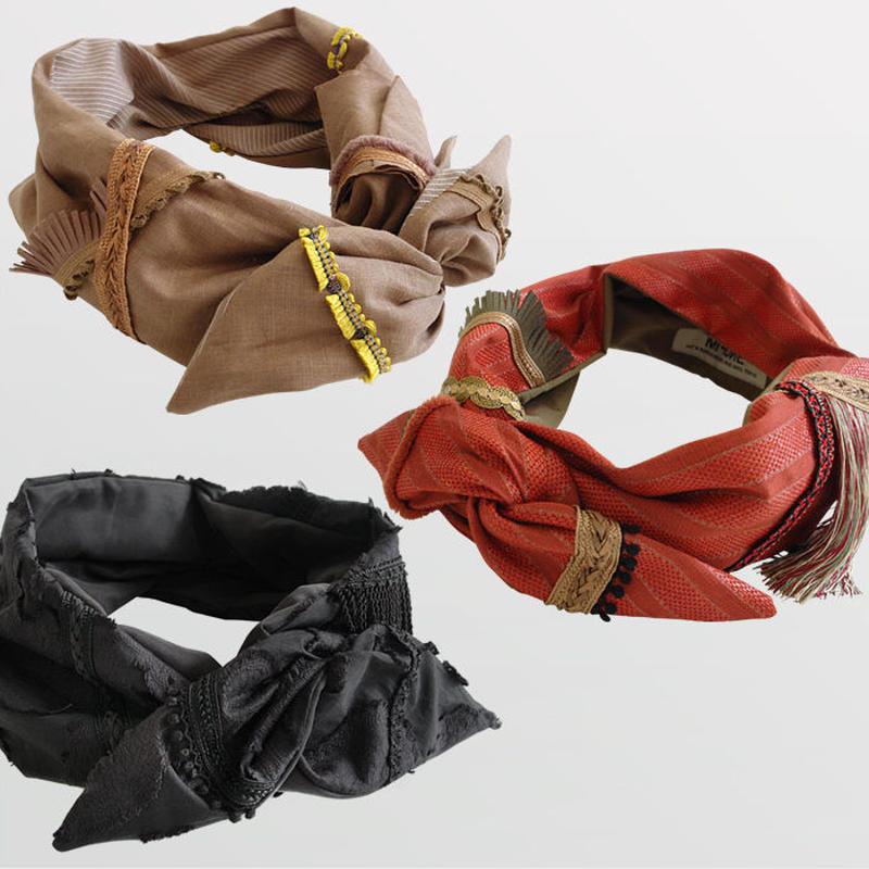 19SS MIFUNE dress turban