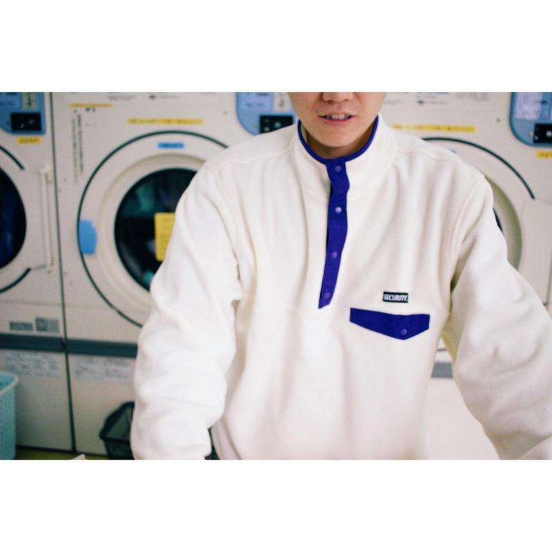 Logo Fleece Pullover