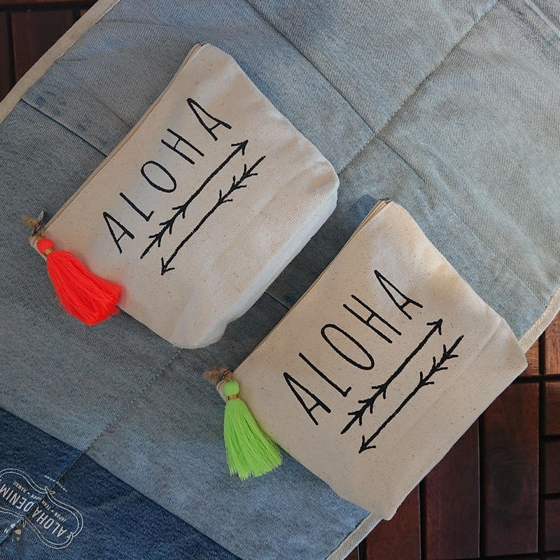 Alohaポーチ