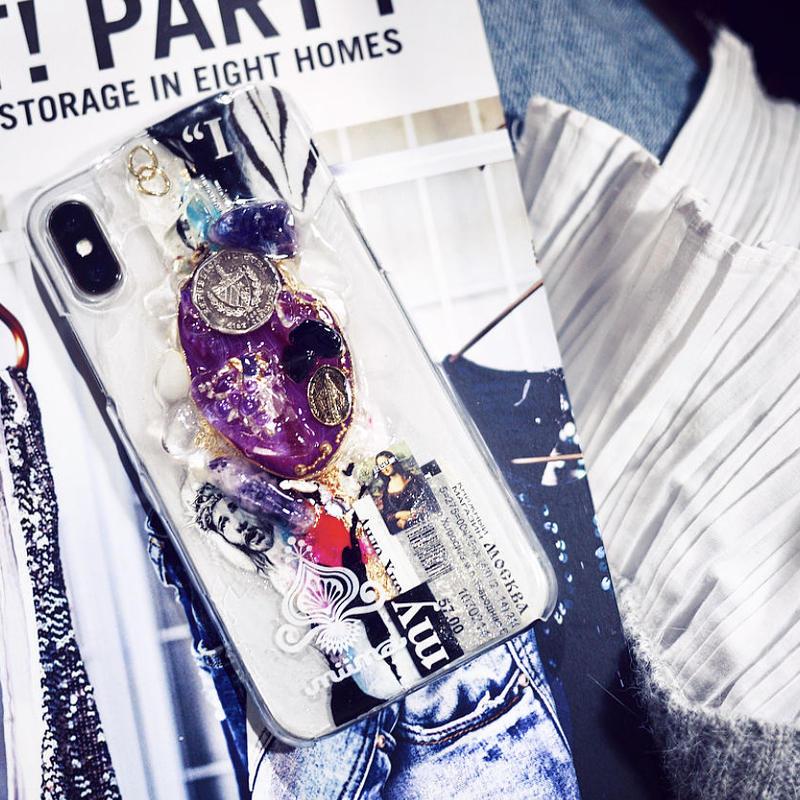 一点物 Ordermade/handmade iPhoneXケース