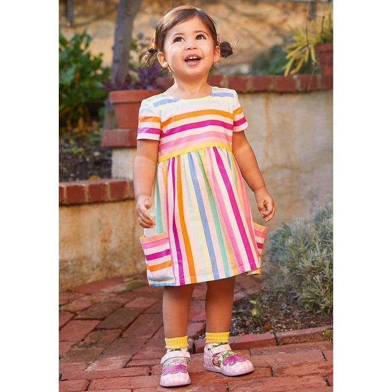 Crayon Box Dress