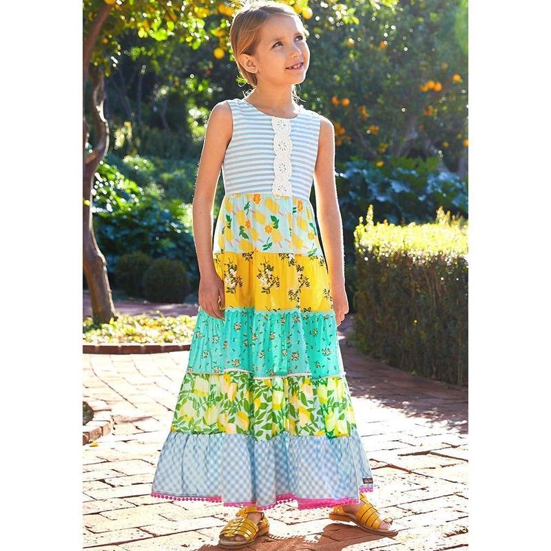 Sweet Trip Maxi Dress