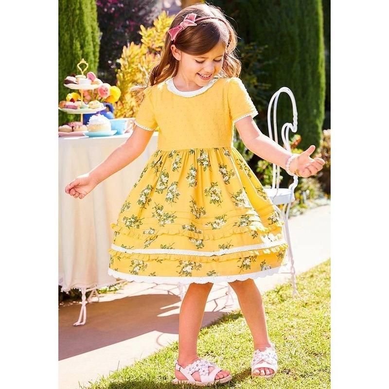 Stay Golden Dress