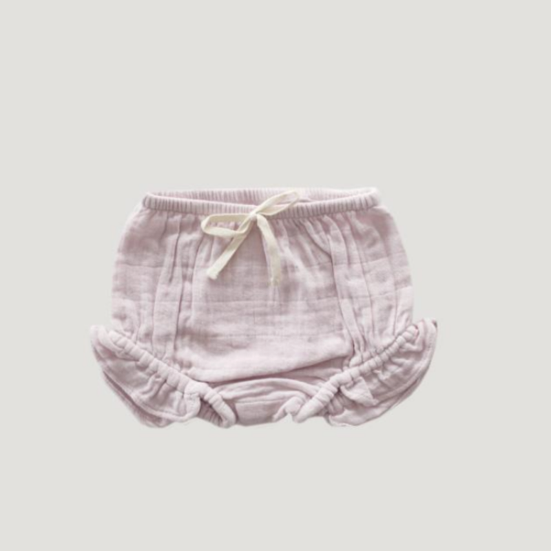 【Jamie kay】Frill Bloomers - barely pink