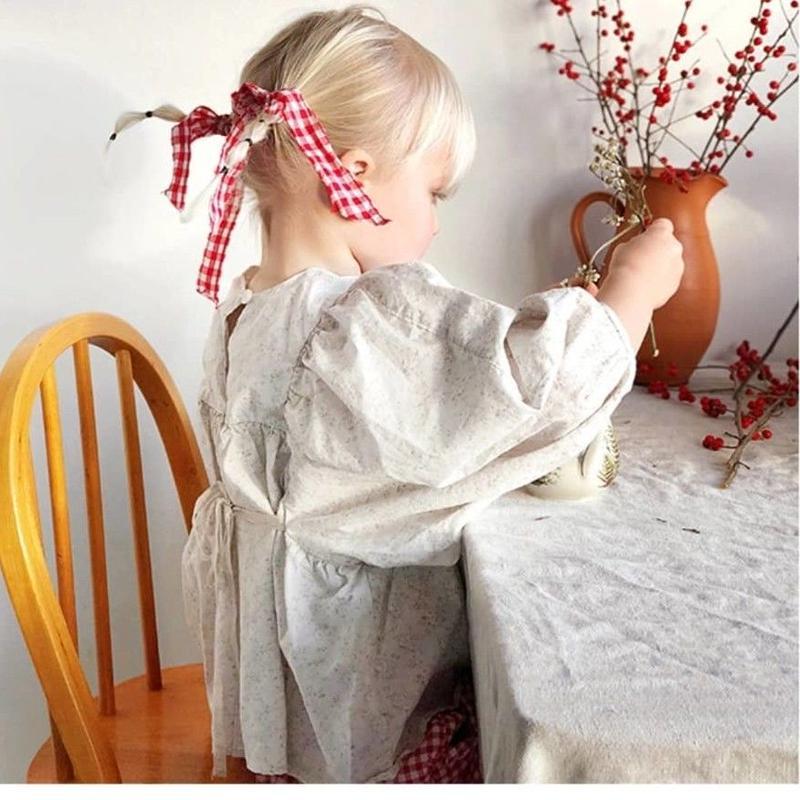 【bienabien】floral blouse - beige