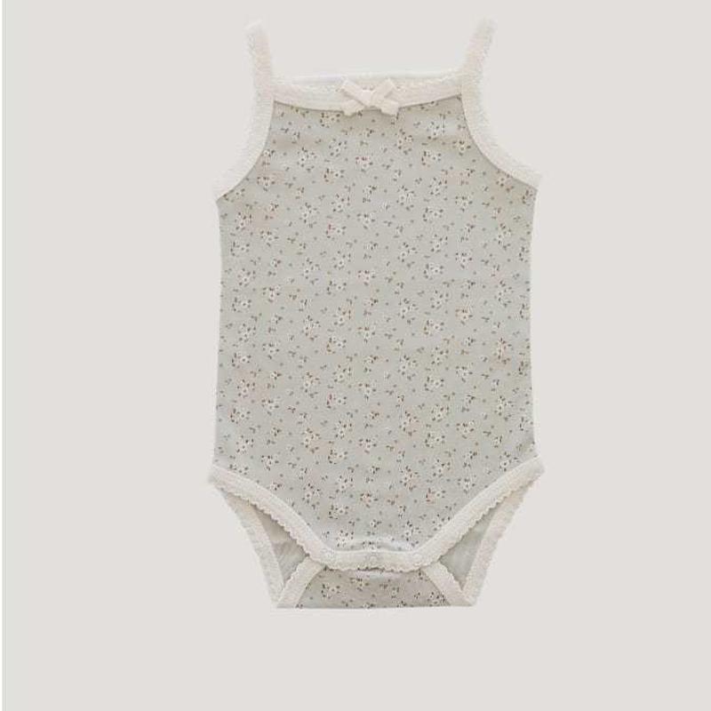 【Jamie kay】singlet bodysuit - Lulu floral