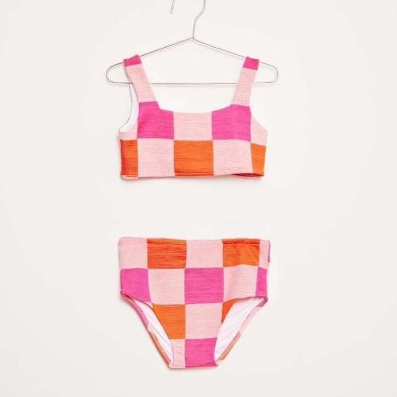 【fish&kids】おとな swim wear