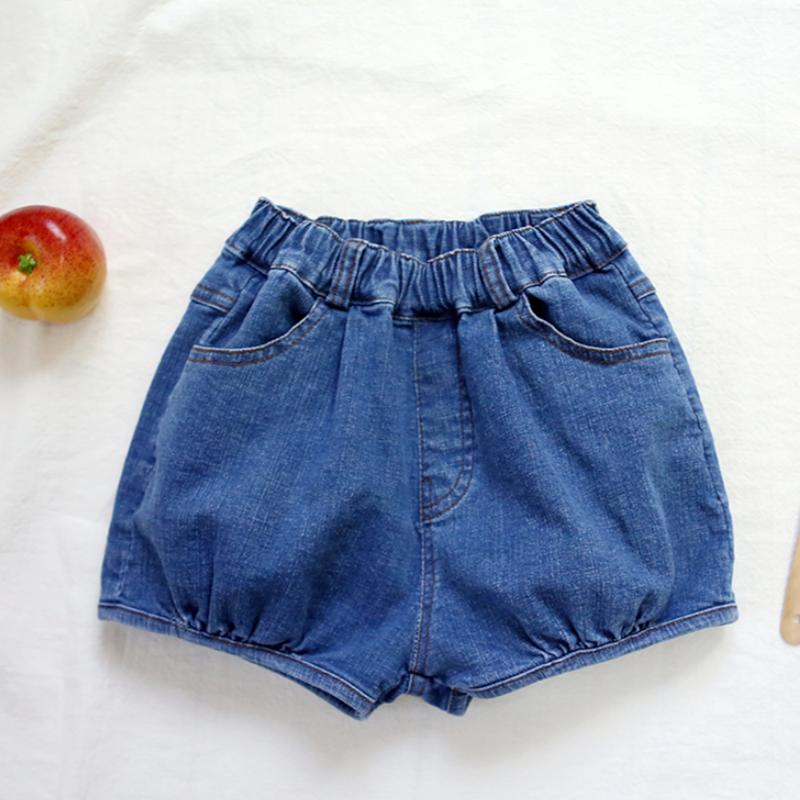 【mardi amber】 etti short denim pants