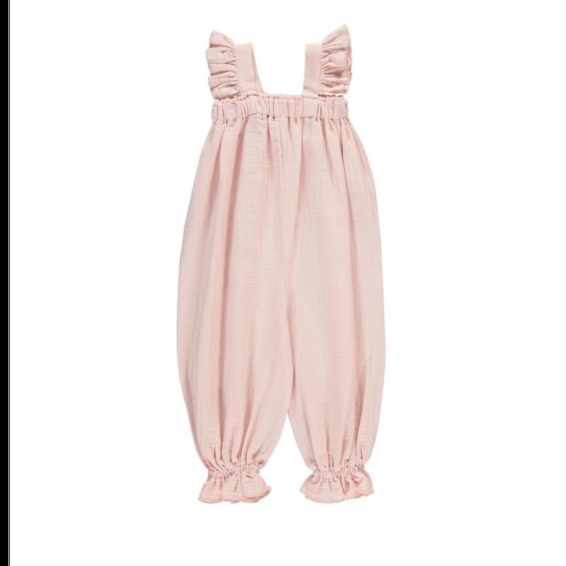 【liilu】mara overall - pale pink