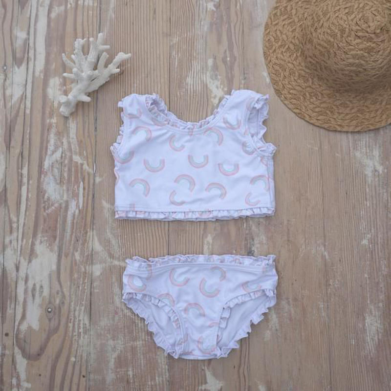 "【willow swim】""Harper"" in Rainbows"